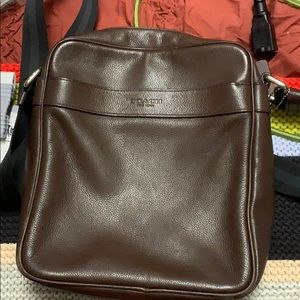 Coach men's crossbody.